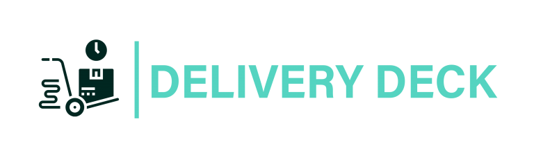Delivery deck